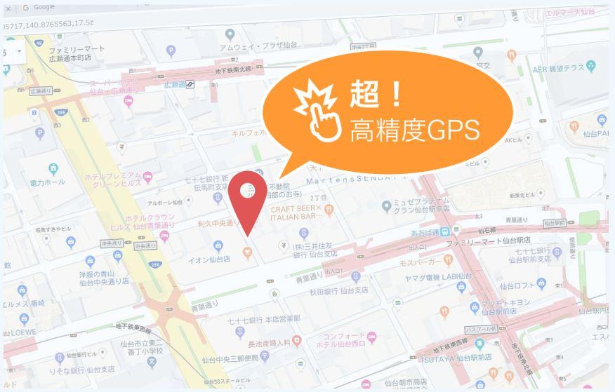 超高精度GPS