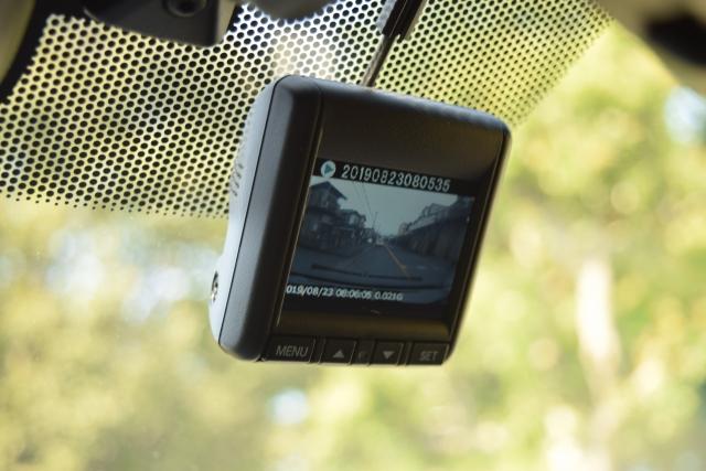 ドライブレコーダーで浮気調査